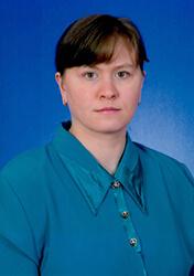 Марина Кудинова